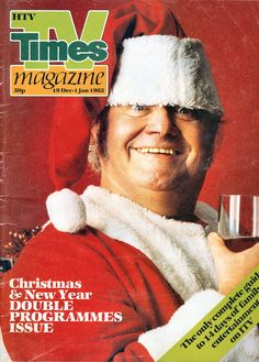 The six worst TV Times Christmas covers Christmas Comics, Christmas Past, Vintage Tv, Vintage Magazines, English Christmas, Life Cover, Christmas Cover, Thing 1, British Comedy