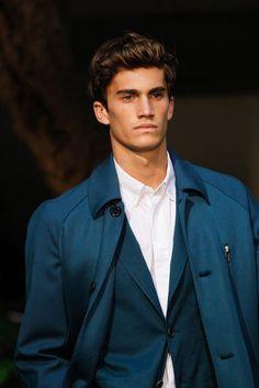 Hermès Spring 2013 Menswear Collection