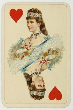Elisabeth as Queen of Hearts