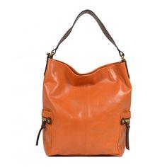 Bag Check Tangerine
