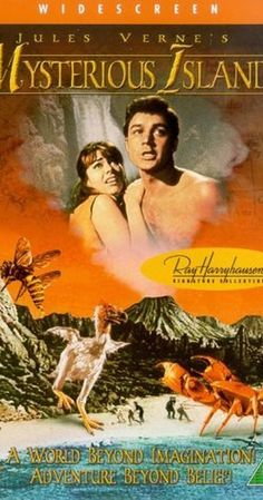Mysterious Island (1961)~This was just the beginning. We escaped, but only into the clutches of the greatest storm in American History.