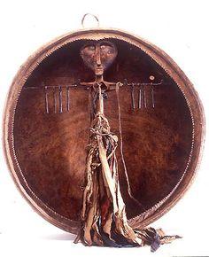 Tambourine shaman, Tomks provincie