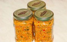 Grandma's vegetable seasoning mix Sugar Free Recipes, New Recipes, Healthy Recipes, Marinade Sauce, Hungarian Recipes, Hungarian Food, Gourmet Gifts, Meals In A Jar, Essen