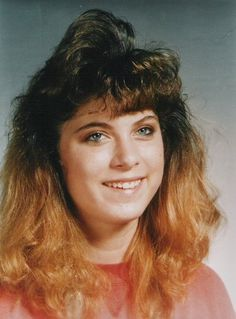 Amy Lee Black is 16 in this photo. She's now a resident of the Women's Huron Valley Correctional Facility in Michigan at age 37, for the brutally beaten and repeatedly stabbing of a 34 year old man. In the wee hours of December 7, 1990 along with her 19 year old boyfriend met a drunk, cash-flashing stranger where they left dead on a remote rural road. Sentenced to life in prison without parole on July 3, 1991.