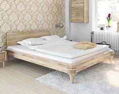 Łóżko PARIS