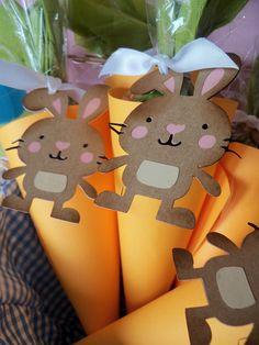 decoração para a páscoa (ou, lembrancinha para as professoras) :)