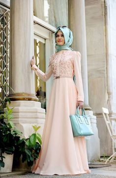 Different Hijab Fashion Style 2015
