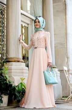 Different Hijab Fashion Style 2015