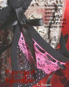 BLOG TOUR & GIVEAWAY: Wayward Valentine (Wayward Saints MC, #1.5) by K. Renee - #BadassBikerAlert - iScream Books