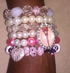 Romantic Arm Candy by TuTuDyeFor on Etsy, $30.00