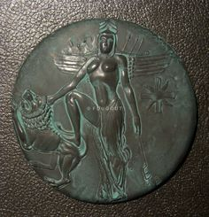 ISHTAR INANNA ASTARTE goddess by FOUGOUT on Etsy