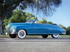 Packard Super Eight Victoria Convertible (2232-2279) '1948