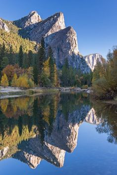 Merced River - Yosemite National Park