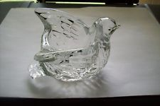 quail candle holder by Avon