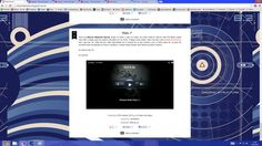 Tarea I.3 Creación de mi blog