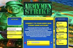 New Army Men Strike hack is finally here and its working on both iOS and Android platforms. This generator is free and its really easy to use! Cheat Online, Hack Online, Iphone 7, Ios, Android, Website Features, Test Card, Army Men, Skin Care Treatments