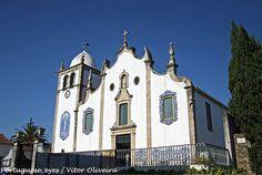 Igreja Matriz de Angeja - Portugal