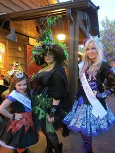Witches' Night Out - Oh The Places I've Been - Purple Chocolat Home