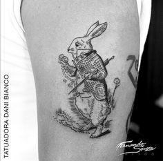#tattoofriday, Dani Bianco, Brasil.