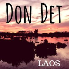 Don Det Laos . . Check out our new YouTube video! Link in bio! . . #dreamytravelstory  #laos #explorelaos #visitlaos #travelersnotebook #beautifuldestinations #backpackinglaos #backpacking #beautifulseasia #youtube #wanderlust #explore_laos #travelphotography #TLAsia #laostagram #laostrip #ig_laos #travelblogger #explorelaos #southernlaos #landscapephotography #lpfanphoto #lonelyplanet #mekongriver #dondet #laos #laostyle #laostrip #4000islands #lao #laostourism