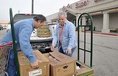 Area stores, restaurants donate to food pantries