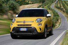 Foto Exteriores (10) Fiat 500l trekking Dos Volumenes 2013