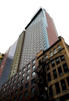 Massive DoubleTree by Hilton New York designed by Gene Kaufman opens...