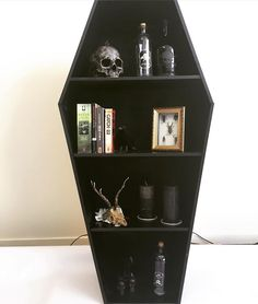 I need a coffin shelf