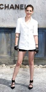Kristen Stewart entre las mejor vestidas de la semana de la Alta Costura