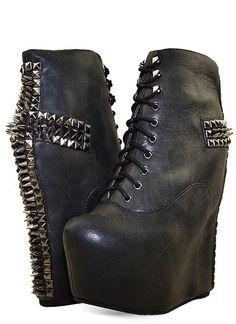DAMSEL CRS - Jeffrey Campbell Shoes - Designer Womens Shoes