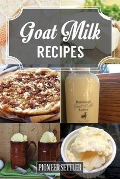 19 Recipes To Make With Goats Milk