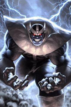 Thanos (artist unknown)