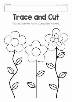 math worksheet : trace the pattern bug trail  fine motor skills motor skills and  : Fine Motor Worksheets For Kindergarten