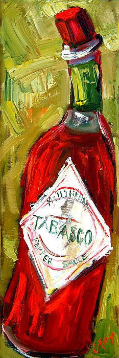 Tabasco-HOT STUFF
