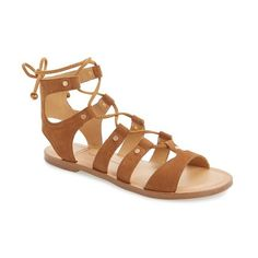 f526ff0dc024 Dolce Vita  Jasmyn  Ghillie Sandal (Women) available at  Nordstrom Leather  Gladiator