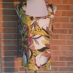 Gorgeous Top by Grace Elements In Large Small pull on left shoulder. ...not noticeable when wearing.  See pics for details. .. Grace Elements Tops