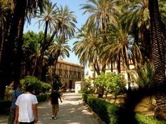 Palermo, Italy.   Photo Cred: Jessica Kingman, Communication Studies