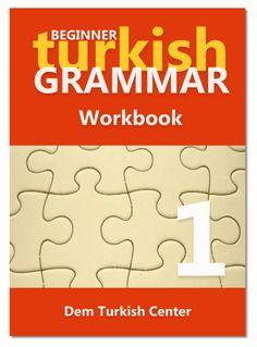 turkish language books - turkish grammar book 1 beginner