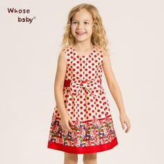 $18.99 (Buy here: https://alitems.com/g/1e8d114494ebda23ff8b16525dc3e8/?i=5&ulp=https%3A%2F%2Fwww.aliexpress.com%2Fitem%2FKids-Polka-Dot-Print-Toddlers-Summer-Dress-For-Girls-Vest-Floral-Bow-Costume-Children-Cute-Princess%2F32713718333.html ) Kids Polka Dot Print Toddlers Summer Dress For Girls Vest Floral Bow Costume Children Cute Princess Elegant Vestido Infantil for just $18.99
