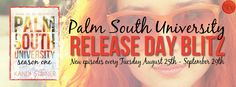 Smokin' Hot Reads: Blog Tour and Review: Palm South University: Season One: Episode Six by Kandi Steiner
