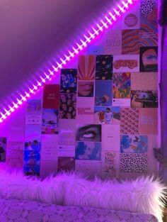 Indie Room Decor, Cute Bedroom Decor, Room Design Bedroom, Teen Room Decor, Room Ideas Bedroom, Aesthetic Room Decor, Bedroom Inspo, Aesthetic Indie, Chill Room