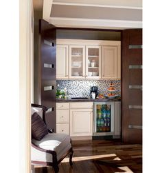 morning kitchen - kitchenette ideas for a guest house