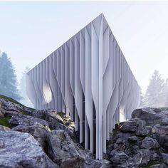 For More Visit Our Website: Concept 199 Innovative Architecture, Futuristic Architecture, Amazing Architecture, Architecture Details, Chinese Architecture, Architecture Office, Landscape Plane, Fantasy Landscape, Iglesia San Francisco