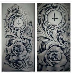 Tattoos Discover So pretty tattoo ideas tattoo drawings flower tattoos und tattoo stencils. Rose Tattoos Flower Tattoos New Tattoos Body Art Tattoos Hand Tattoos Sleeve Tattoos Eagles Tattoo Lions Tattoo Tattoo Sketches Time Tattoos, Body Art Tattoos, New Tattoos, Tattoos For Guys, Cool Tattoos, Hand Tattoos, Tattoo Sketches, Tattoo Drawings, Arm Tattoo