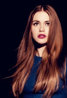 Image result for holland roden straight hair