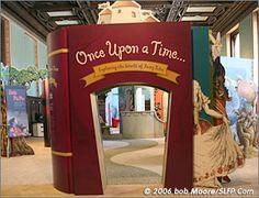 St. Louis Public Library & the Magic House Present an Interactive Children's Fairy Tale Exhibit (2006)