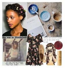 """""""INDIE // VINTAGE"""" by bubblywisdom ❤ liked on Polyvore featuring мода, Koh Gen Do, Charlotte Russe, Marula и vintage"""