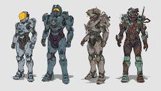 Visionneuse d'images du jeu Halo 5 dévoile ses artworks sur Jeuxvideo.com
