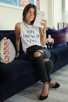 A Day in The Life During NYFW | Man Repeller