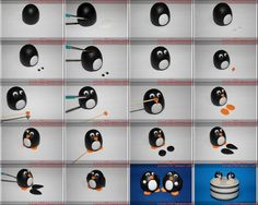 Pap pingüino